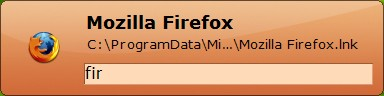 Launch Firefox